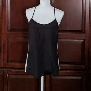 J. Crew black and white cami size 4
